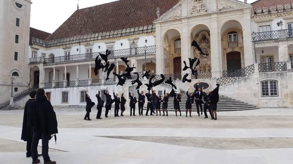 Día 20: Coimbra y la universidad más antigua de Portugal