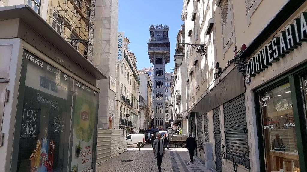 Día 22: Olá Lisboa
