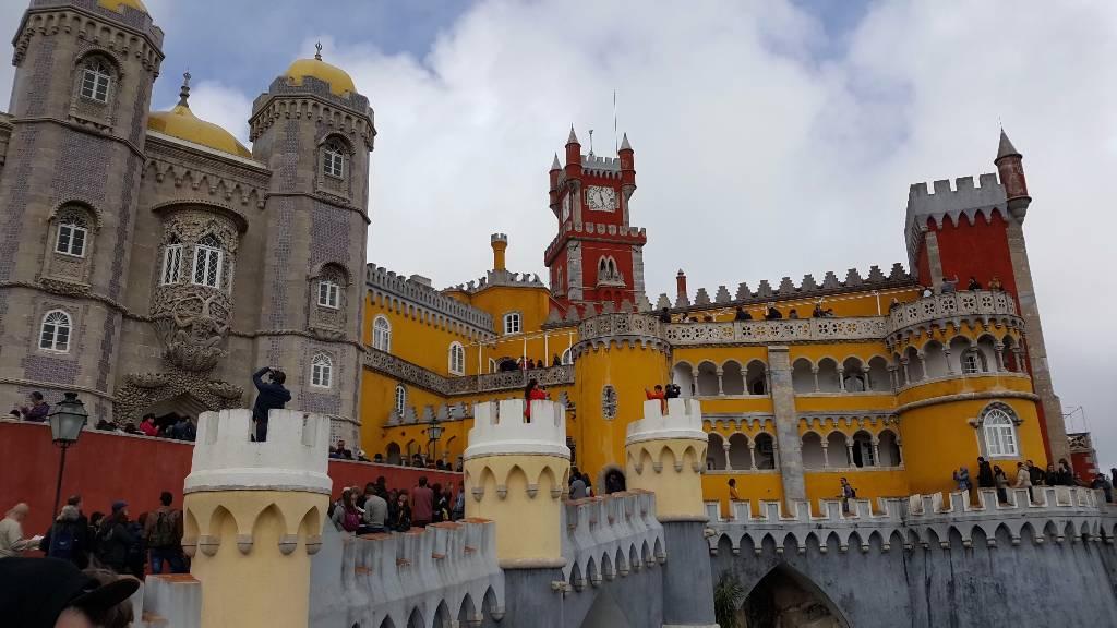 Día 31: ¿Un palacio que da Pena?