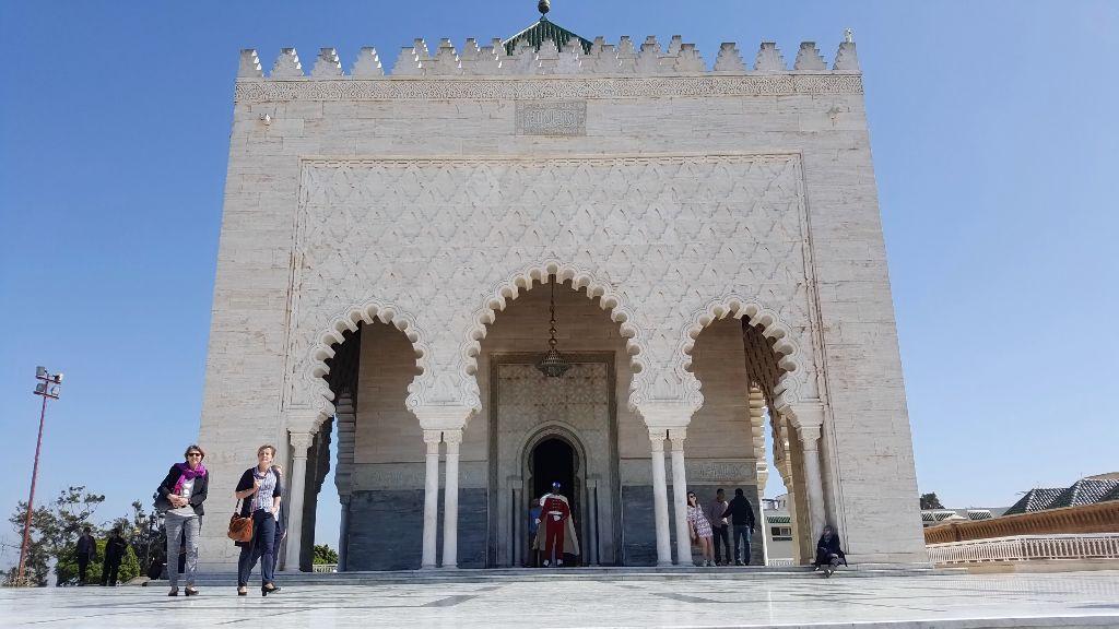 Día 47: Vamos a la capi! Rabat.
