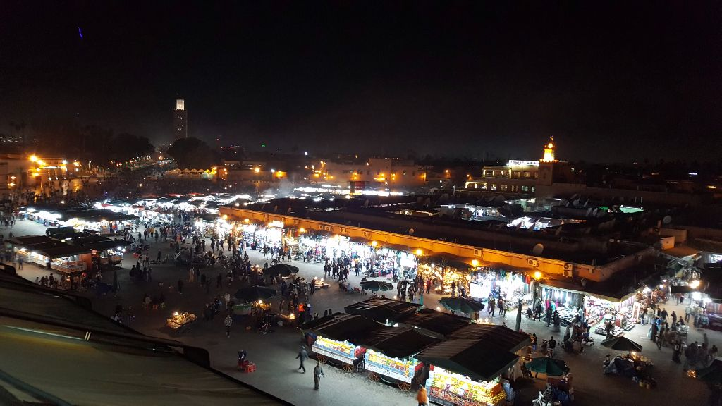 Día 54: Marrakech, con amigos es mejor