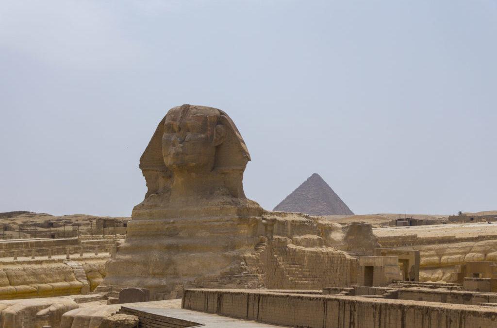 Día 82: Las Piramides!