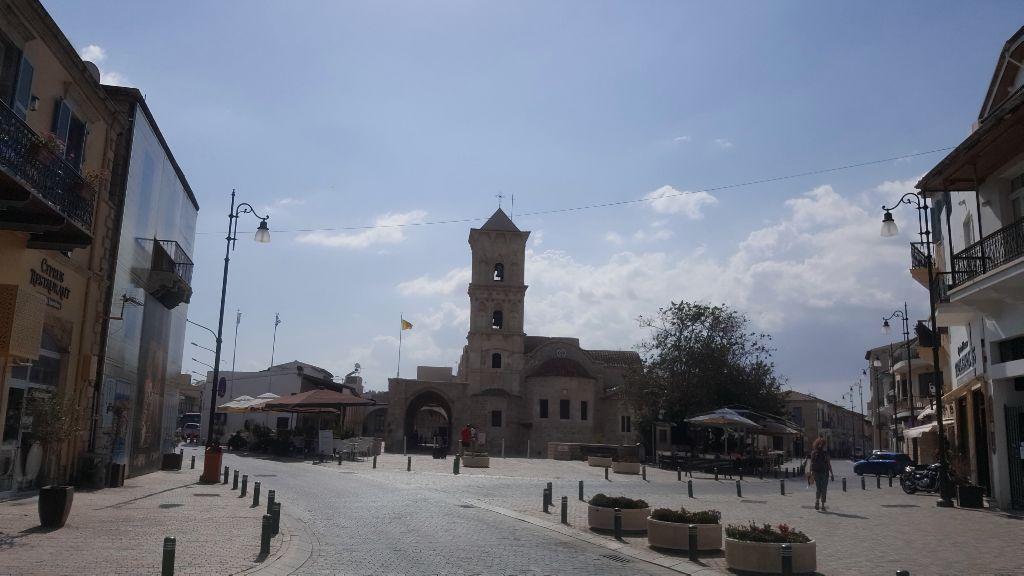 Día 107: Vuelta a Europa. Escala en Chipre