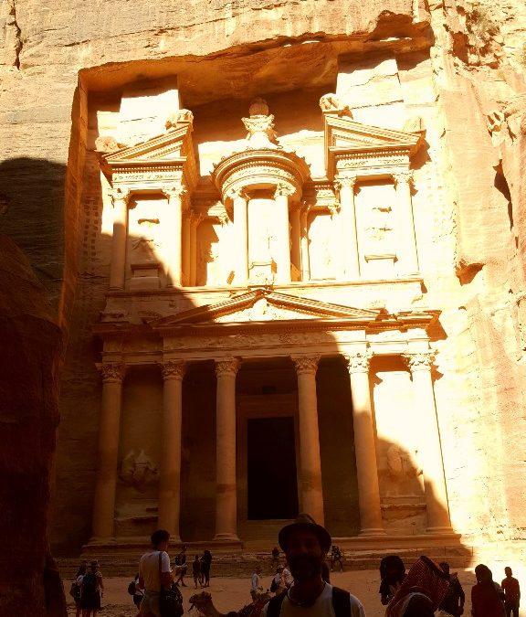 Día 115: Jordania, me dejas Petra-ficado.