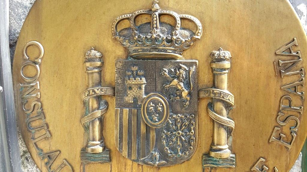 Día 136: Visita a la embajada Española