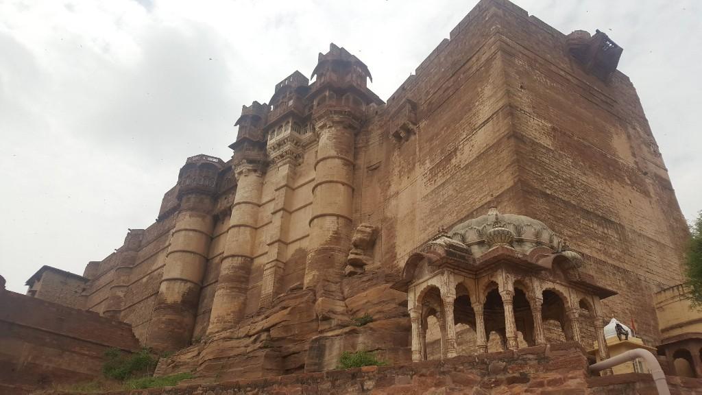 Día 180: Jodhpur y la impresionante Fortaleza