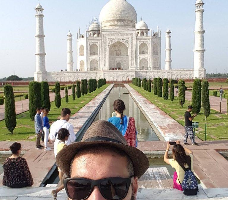 Día 193: Hola, aquí vive un Tal Mahal?
