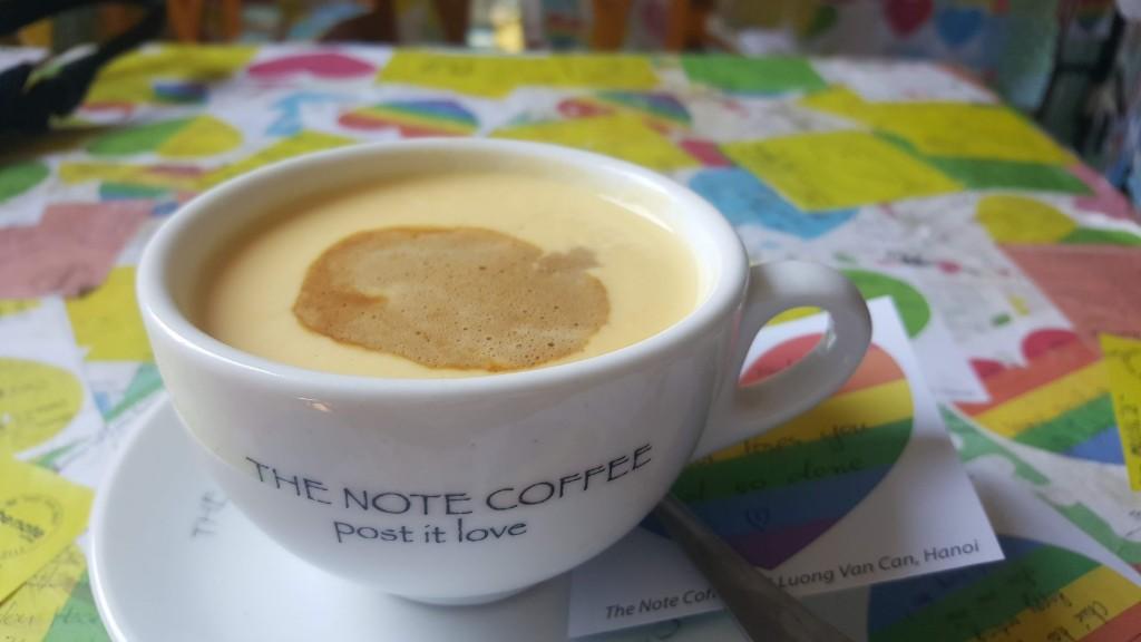 Día 218: Hanoi, café con huevo?