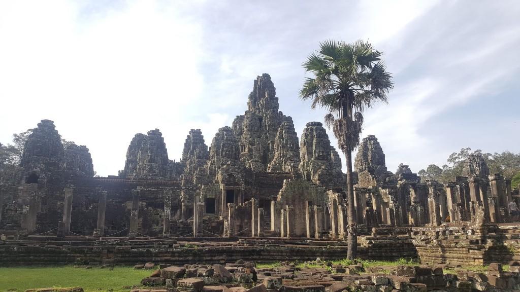 Día 230: Las ruinas de Angkor Wat