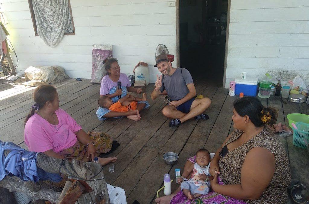 Día 262: Koh Lanta con amigos es mejor